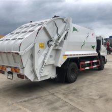 购12方压缩垃圾车就到湖北楚胜不一样的压缩垃圾车