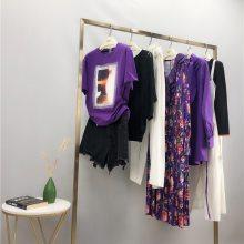 阿莱贝琳广州十三行时尚品牌折扣女装尾货走份批发实体店货源快手直播一手货源