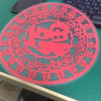深圳哪里有圣诞节彩白彩UV打印制作工厂 量大优惠