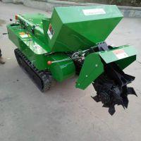 科圣 丘陵山地果园施肥机 爬坡能力强回填机 自走平稳履带开沟机厂家