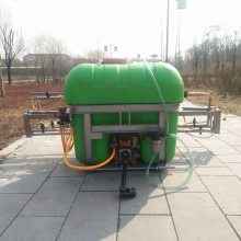 拖拉机后置打药机 农作物专用打药机 多喷头农用喷雾机 志成促销