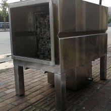 厂家直销高效水喷淋油烟净化器 厨房油烟净化器 绿森环保水喷淋净化器