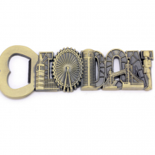 锌合金浮雕开瓶器/金属开瓶器/啤酒起子订购厂