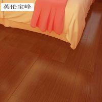 英伦宝峰 生态龙凤檀二翅豆 实木地板 热销家装硬木地板 厂家直销