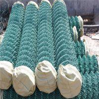 镀锌浸塑勾花网 足球场围栏网兴来 勾花网常见规格