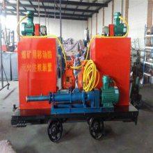 BH160/16-G煤矿用防灭火液压泵站功能齐全