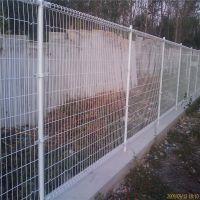 桃形立柱围墙网 公园铁丝围网 池湖铁丝围栏