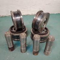 专业生产起重机行车轮 LD300轮平面齿圈 型号齐全