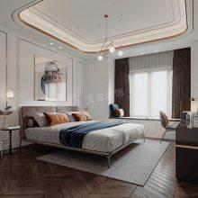 融创白象街180平大平层设计|现代风格装修效果图|杨家坪天古装饰