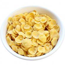 熟玉米片即食早餐食品生产线
