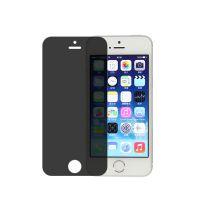 苹果5s防窥膜 iphone5 钢化玻璃膜 苹果4s防窺钢化膜手机贴膜