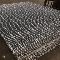 现货供应钢格栅板 热镀锌钢格板 水沟盖板