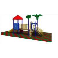 定制新款优质原材料的组合滑梯、儿童游戏乐园厂家批发