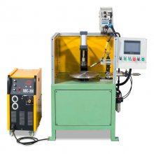 供应轮盘数控环缝焊机 管子封盖环缝焊机 环缝焊接设备