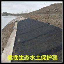 厂家批发柔性生态水土保护毯 PA6生态毯 甘肃水土保持毯