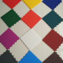 工厂直供欧宝瑞悬浮拼装地板小米格拼装地板
