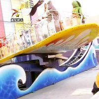 TX--CLZ冲浪者童星造型独特好玩主题公园游乐设备