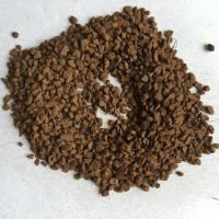 高含量锰砂_35含量1-2mm锰砂滤料_处理铁锰效果好滤料_蓝宇牌锰砂过滤水填料