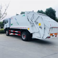 全新二手国五带手续压缩垃圾车价格哪里卖压缩垃圾车