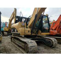 卡特二手挖掘机CAT320D中型20吨9成新挖土机