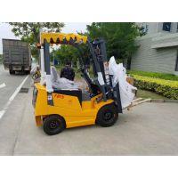 港口集装箱专用小型电动叉车 进货柜叉车 带推拉器纸滑板叉车 推拉装货