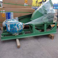 杂木粉碎机 移动式木材粉碎机 粗细均匀粉碎机