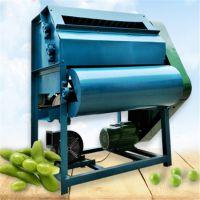 毛豆秧果分离机 全自动毛豆脱荚机 采摘毛豆去荚机