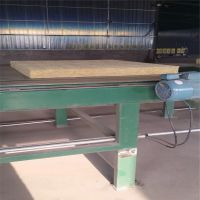 制作复合外墙岩棉板 高端竖丝岩棉保温板一平米价格