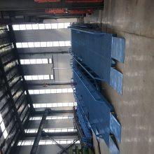 山东专业定制液压机械登车桥 5-12吨物流专用液压登车桥 集装箱升降平台