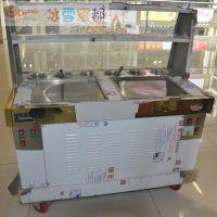 周口多种款式炒酸奶机销售