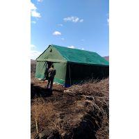 北京豪斯工地工程帐篷,3*4米施工帐篷,防风防雨帐篷,养殖养蜂帐篷,加厚保暖棉帐篷