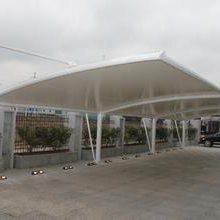 公园景观棚-创锦帆装饰膜结构-苏州车棚