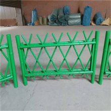 绿化带竹节防护栏 绿化带不锈钢围栏 市政隔离栏杆