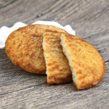 酱油饼优思顿龙虾饼生产设备辣味饼干非油炸膨化食品全套设备