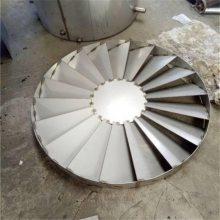 不锈钢除雾器 定制304和316L材质 旋流板 折流板除雾器 河北祥庆