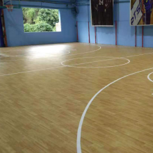 供应河北PVC塑胶运动地板欧宝瑞羽毛球篮球地板