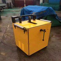 折弯机生产厂家 小型不锈钢方管弯管机 温室大棚弯管机