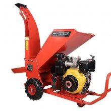 汽油15马力粉碎树枝机 多功能树枝粉碎机 园林碎枝机