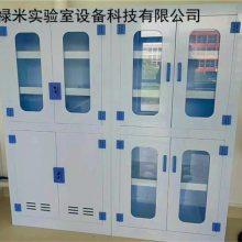 禄米实验室生产定制PP药品柜厂家 PP药品储存柜LUMI-YPG0808D