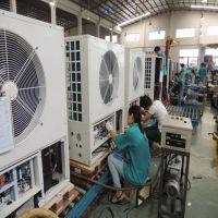 【厂家直销】专业供应热泵生产线组装线全自动非标空气能设备