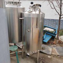 家用 304不锈钢泡药桶 斜锥底白酒泡药桶 厂家直销 好出渣
