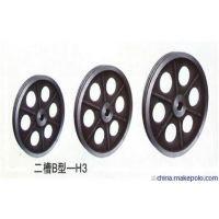 申正紧固件生产皮带轮 欧标皮带轮 B型3槽皮带轮 V型带轮 国标皮带轮 同步带轮