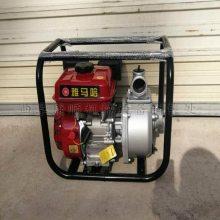 【汽油抽水泵价格】汽油排污泵使用方法及优点