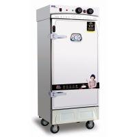 美厨电蒸饭柜 MCKZ-JD8精工缺水断电蒸饭车 商用电蒸车