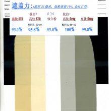 黄色钛白粉 可替代钛白粉的进口钛黄粉 地坪漆钛黄粉颜料进口高钛粉ULX