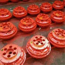 矿用YOX560液力偶合器结构图 花键液力偶合器