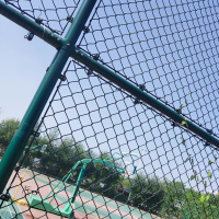 网球场建设围网l体育场隔离网撞网l球场护栏生产厂家