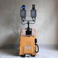 亮聚福FW6128多功能移动照明系统 拍照视频箱灯 户外抢修搜救灯