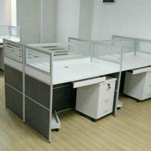 办公桌工位桌钢架组合桌班台老板桌各类办公家具批发