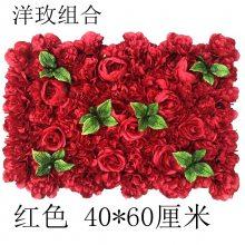 广州松涛工艺仿真婚庆花墙 人造婚庆花墙 仿真假的婚庆花墙厂家直销